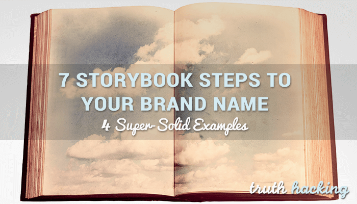 7 Storybook Steps to YOUR Brand Name (+4 Super-Solid Examples) How to Turn Goosebumps into Brand Names