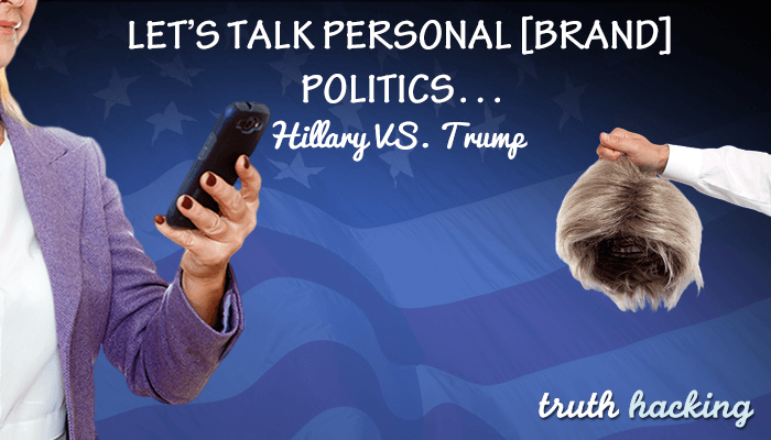 Let's talk Personal [BRAND] Politics…